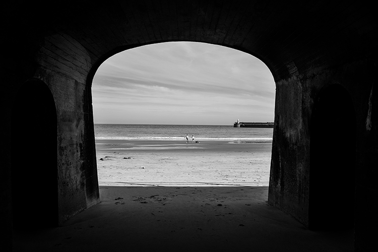 Viewing Tunnel by Annabelle Waters