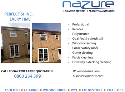 Nazure Cleaning Services
